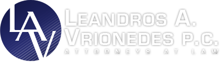 The Law Firm of Leandros A. Vrionedes, P.C.