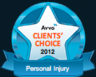 Clients' Choice 2012 (Avvo)